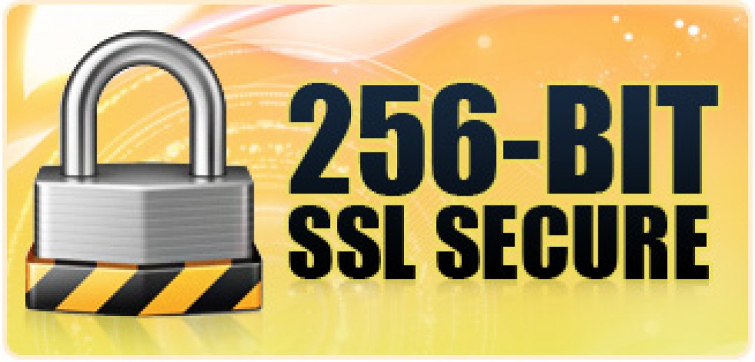 256 bit Secure Connection SafetyBanners.Org