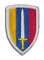 Army Vietnam patch