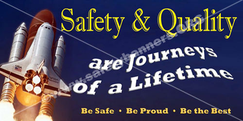 Quality safety banner #1047
