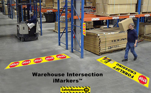 Warehouse Intersection Safety