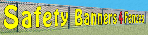 Mesh Safety Banners 4 Fences