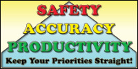 Safety Banners Product Number 1049