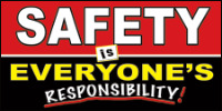 Safety Banners Product Number 1131