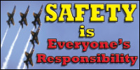 Safety Banners Product Number 1362