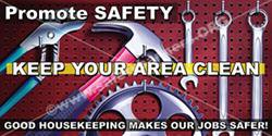1087 Safety Banners Images