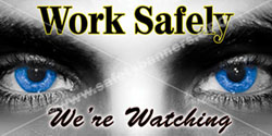 1153 Safety Banners Images