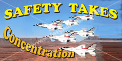 1167 Safety Banners Images