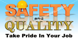 1348 Safety Banners Images