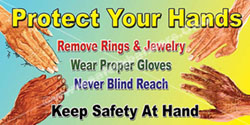 1376 Safety Banners Images