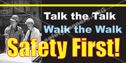 Safety Banners   1073