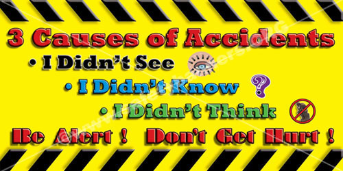 3 causes of accidents