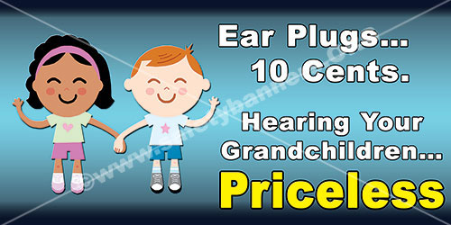 Hearing your granchildren priceless