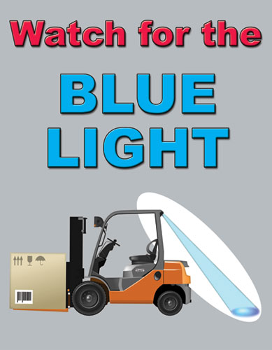 Watch For The Blue Light RB