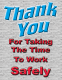 safety-poster-1084-Thank-You-For-Safely