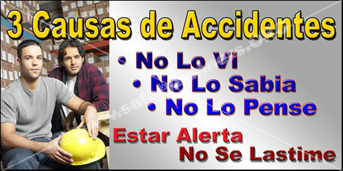 2011 Spanish 3 Causes Of Accidents