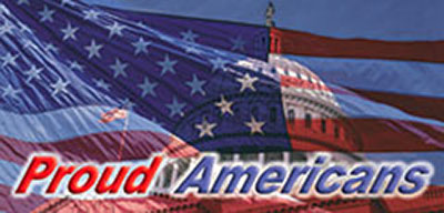 Proud American Banner