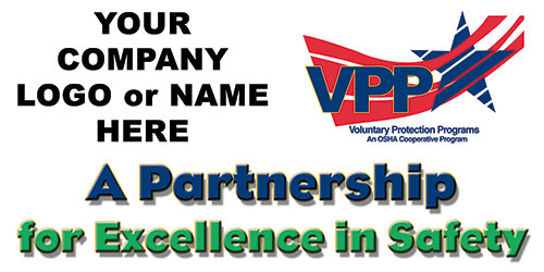 VPP safety banners #5011